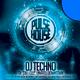 Futuristic DJ Club Flyer and Poster Template Vol.1