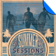 Retro Summer Sessions Event Flyer Template Vol. 1