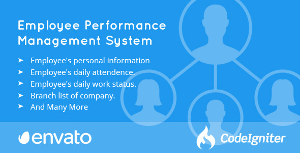 Employee Performance Management System - CodeCanyon Item for Sale