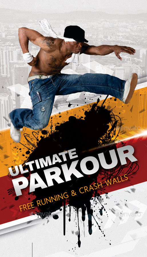 Ultimate parkour free running business card by rapidgraf graphicriver 01previewg colourmoves