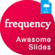 frequency // 100 Keynote Slides RED - GraphicRiver Item for Sale