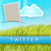 Daydreamer Twitter Background - GraphicRiver Item for Sale
