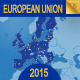 European Union Map - GraphicRiver Item for Sale