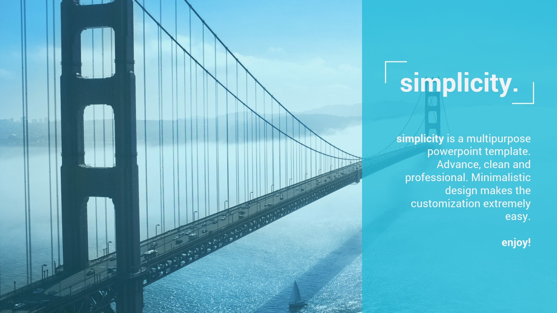 Simplicity Premium And Easy To Edit Template By Smart