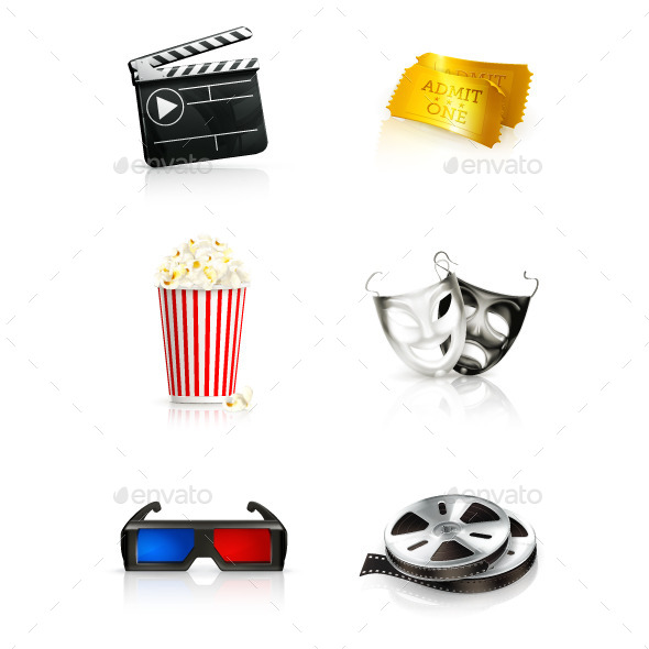 Movie Icons - Media Technology