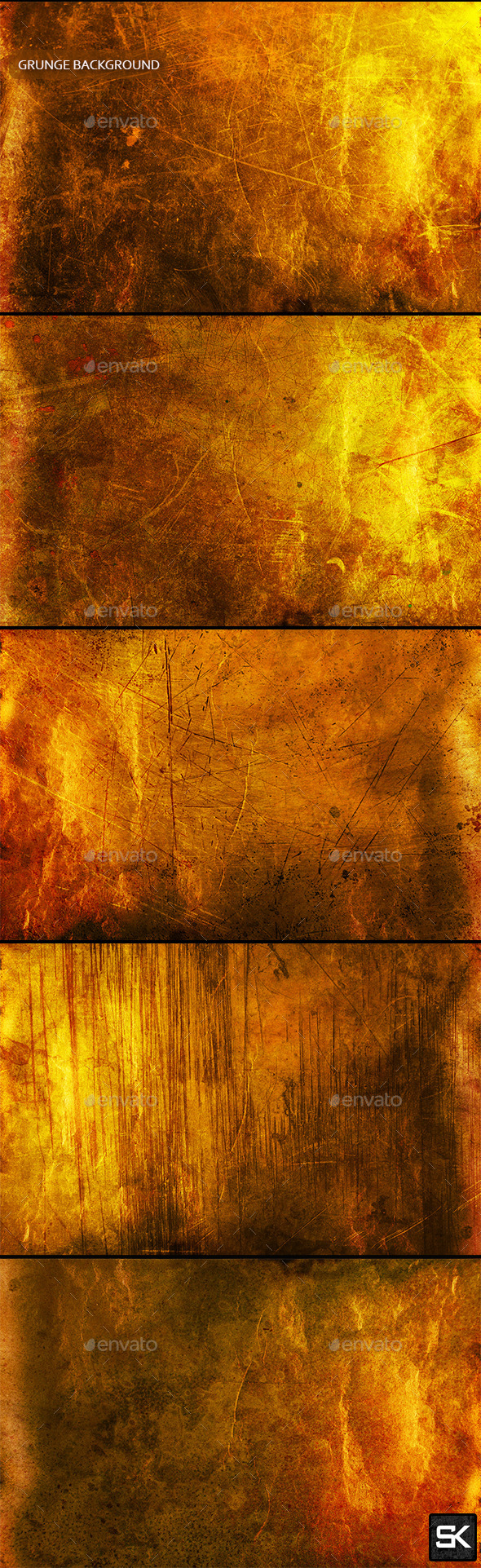 Grunge Background - Miscellaneous Backgrounds