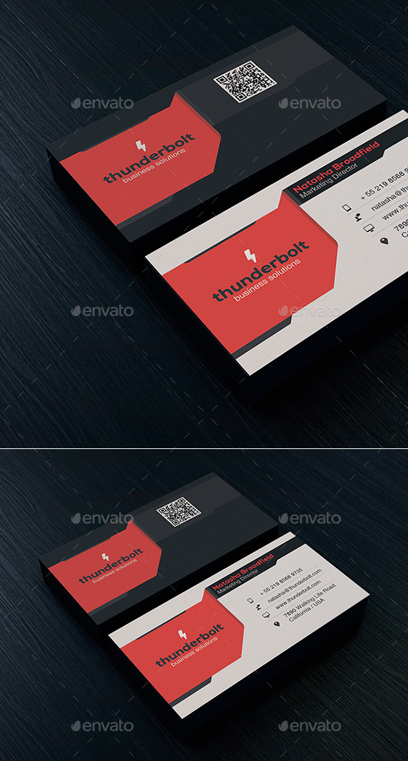 Business Card Vol. 54 - Creative Business Cards