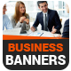 Business Banners v1 - GraphicRiver Item for Sale