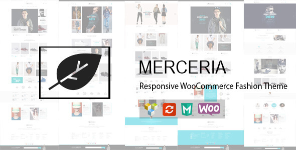 Merceria – Responsive WooCommerce Fashion Theme