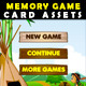 Memory Game Card Assets - GraphicRiver Item for Sale