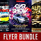 Car Events Flyer Bundle Vol.1 - GraphicRiver Item for Sale