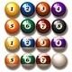 Pool Balls - GraphicRiver Item for Sale