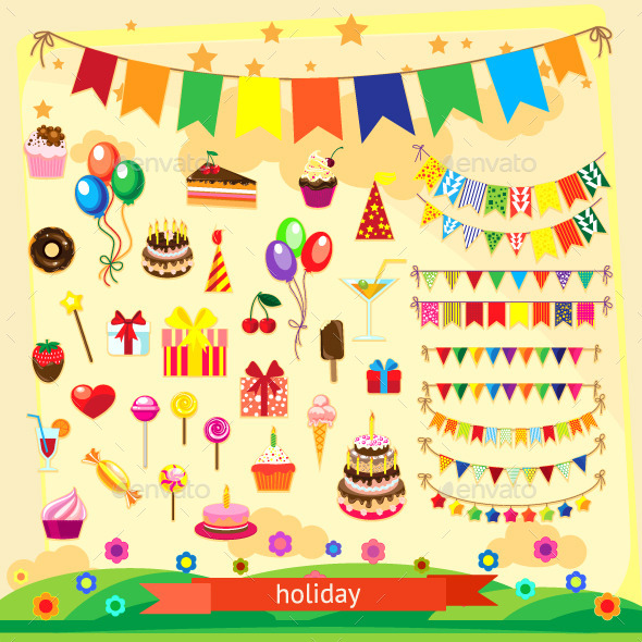 Holiday Illustration - Miscellaneous Seasons/Holidays