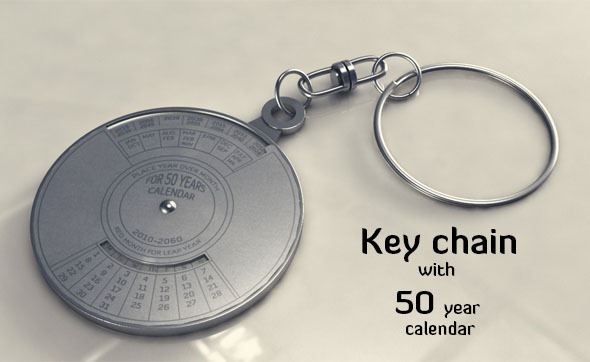 key chain - 3DOcean Item for Sale