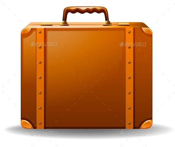Luggage - Objects Vectors