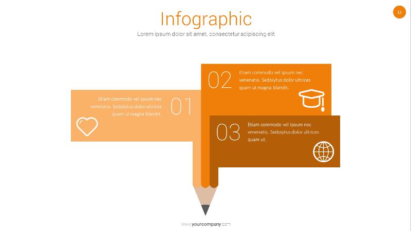 Orange juice powerpoint template by presentakit graphicriver orange juice powerpoint template toneelgroepblik Gallery