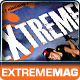 eXtreme Magazine Template - GraphicRiver Item for Sale
