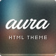 Aura - Responsive Multipurpose Template v1.8.7 - ThemeForest Item for Sale