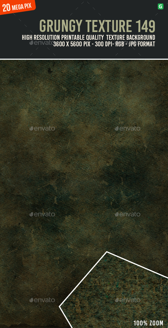 Grungy Texture 149 - Industrial / Grunge Textures