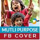 Mutipurpose Facebook Cover - GraphicRiver Item for Sale