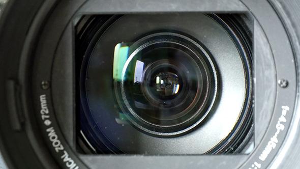 Lens Focal Length Shift