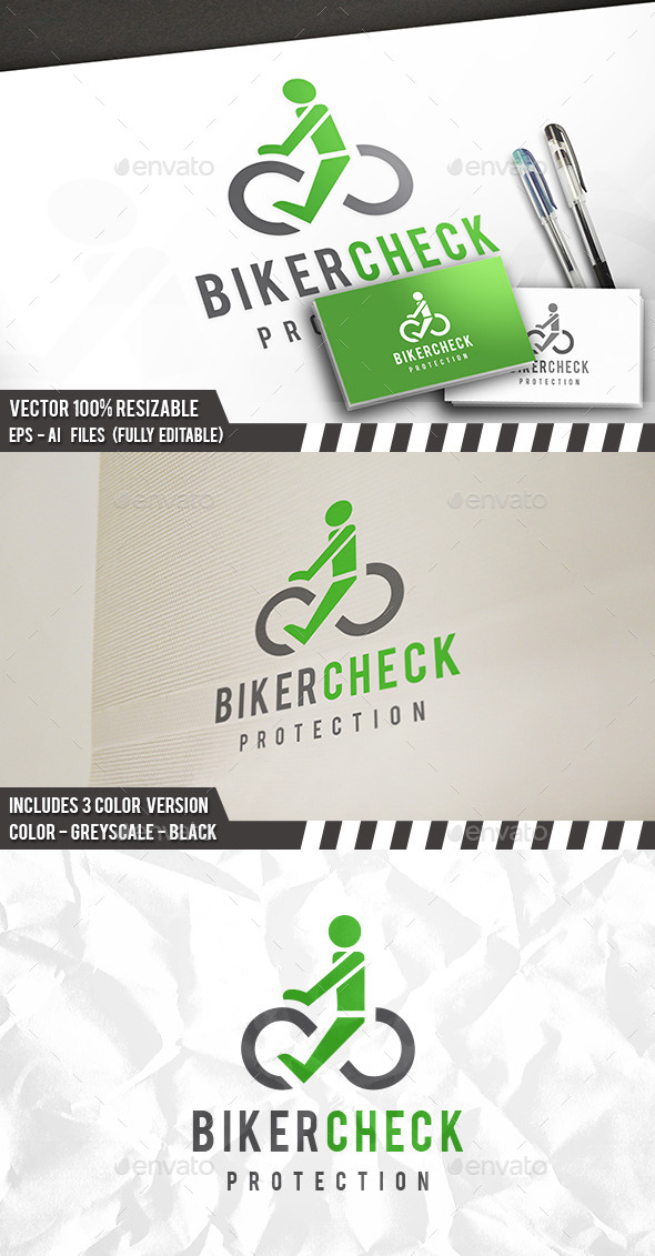 Ride Check Logo - Humans Logo Templates