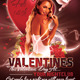 Valentines Flyer Template - GraphicRiver Item for Sale