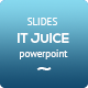 IT JUICE Powerpoint Slides Template - GraphicRiver Item for Sale