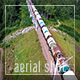 Train Aerial Shot - VideoHive Item for Sale