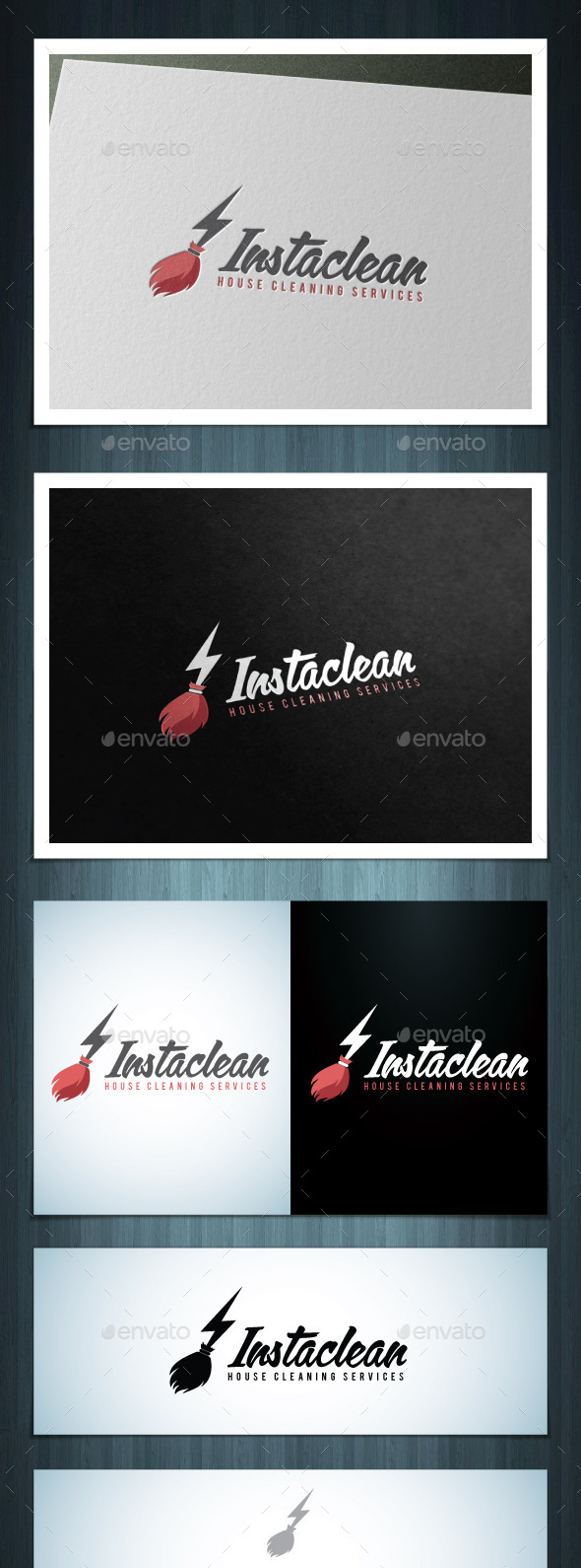 Instaclean - Vector Abstract