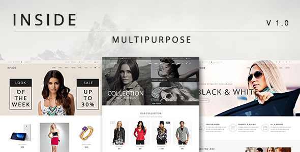 Inside – MultiPurpose Business Template