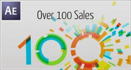 Over 100 Sales