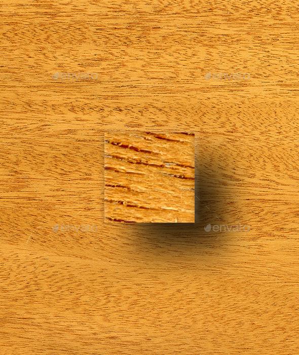 Brazilian Mahogany Wood Texture - Wood Textures