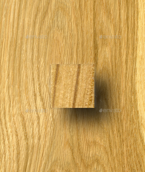 Crown Cut Oak Wood Texture