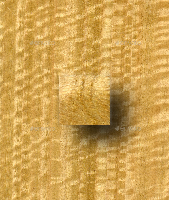 Figured Eucalyptus Wood Texture