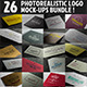 26 Photorealistic Logo Mockups - GraphicRiver Item for Sale