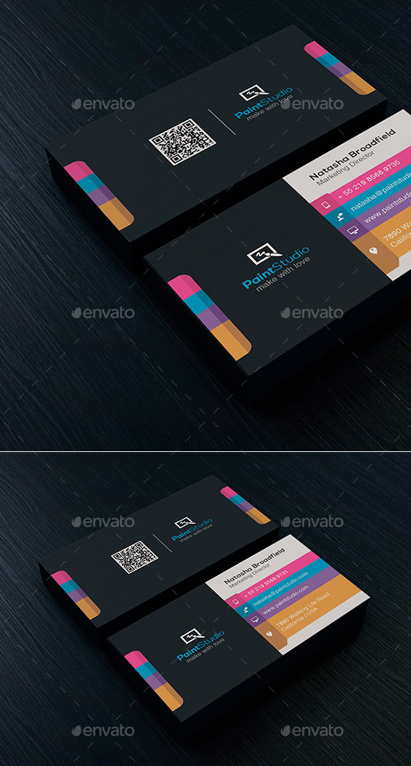 Business Card Vol. 59 - Creative Business Cards