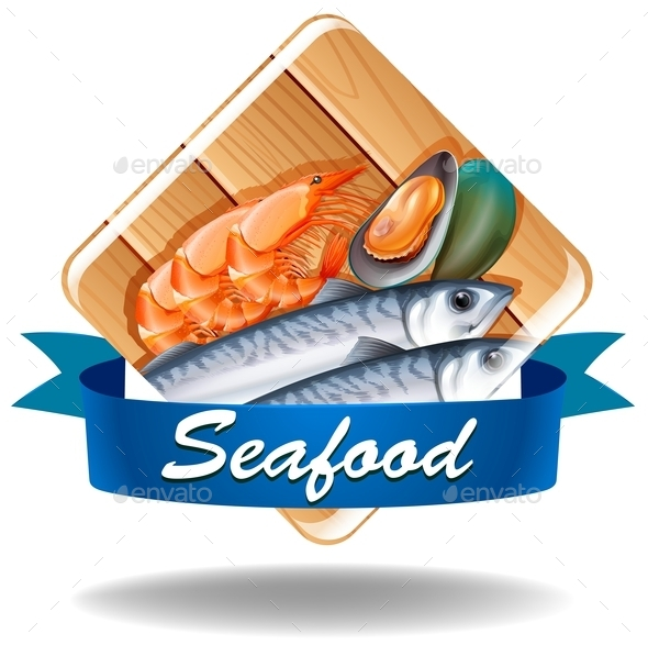 Seafood - Food Objects