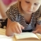 Little Girl Reading Book - VideoHive Item for Sale