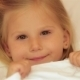 Cute Little Girl Under The Blanket - VideoHive Item for Sale
