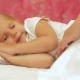 Beautiful Little Girl Sleeping - VideoHive Item for Sale
