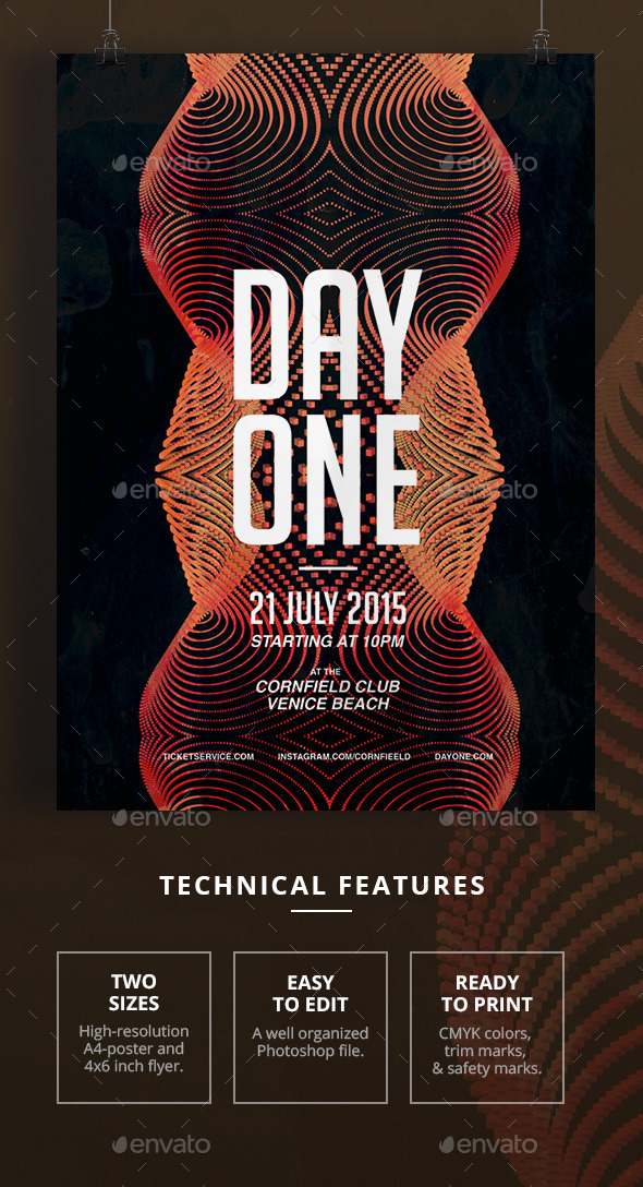 Day One - Clubs & Parties Events