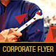Corporate Car Services Flyer  - GraphicRiver Item for Sale