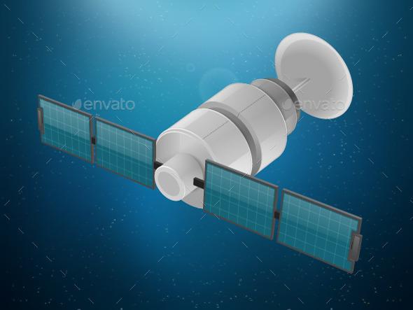 Satellite - Communications Technology