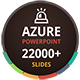 Azure Multipurpose Powerpoint Template - GraphicRiver Item for Sale