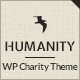 Humanity NGO | Charity & NGO WordPress Theme - ThemeForest Item for Sale