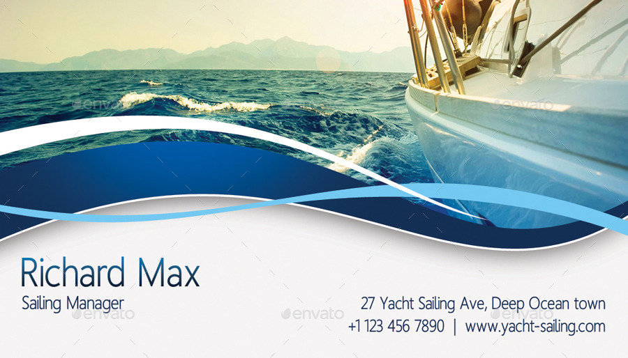 yacht sailing business card 02 by rapidgraf graphicriver