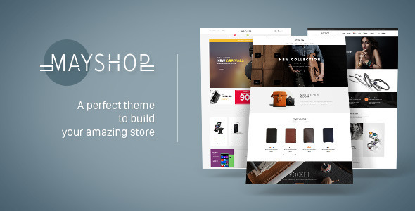 MayShop Opencart 2 Themes - Shopping OpenCart
