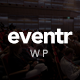 Eventr - One Page Event WordPress Theme Nulled