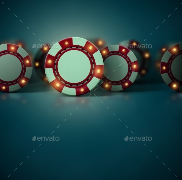Casino Chips - Miscellaneous Conceptual